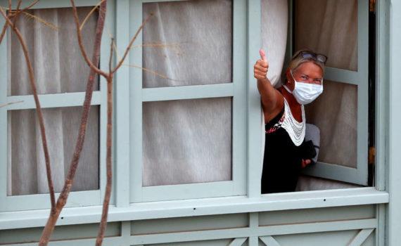 Convivir en casa con una persona contagiada de coronavirus Covid-19