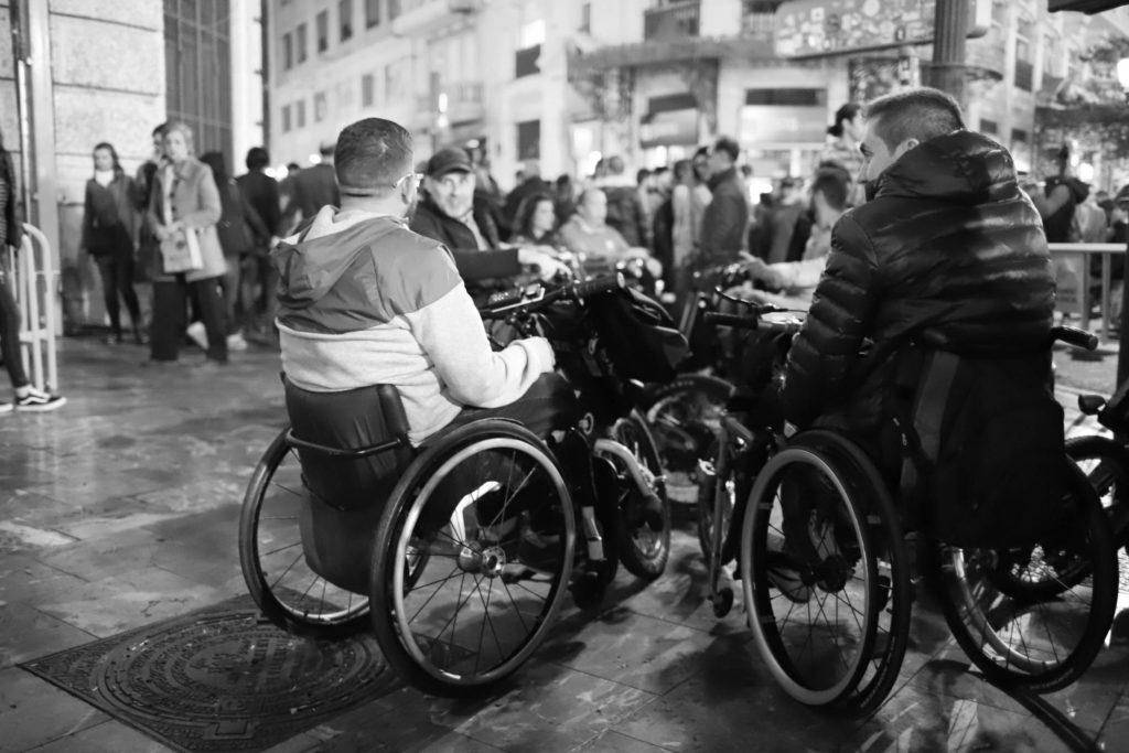 Test para Medir la Autonomía de personas con disCapacidad física | Índice de Barthel