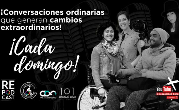 podcast para personas con disCapacidad